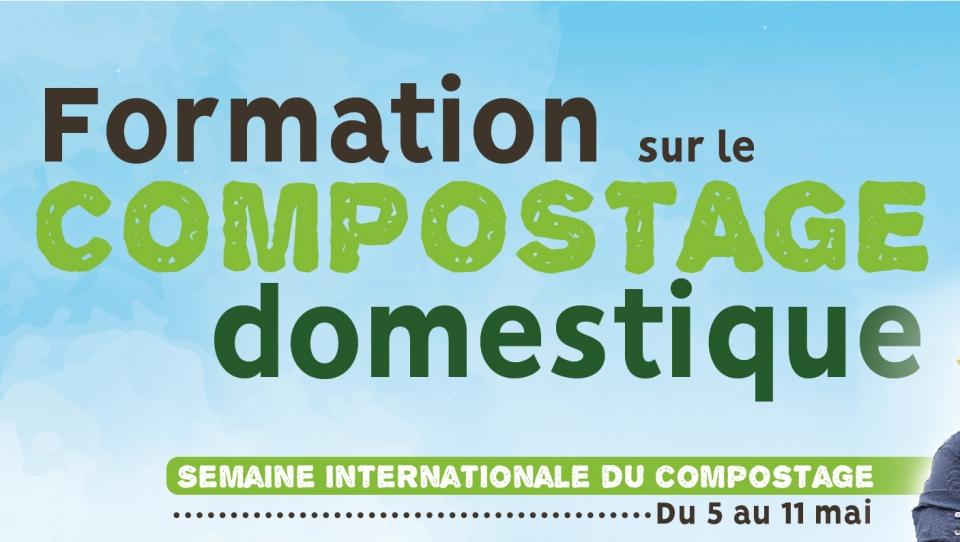 Formation sur le compostage domestique