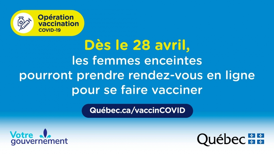 Vaccin COVID-19 - Information pour les mères qui allaitent