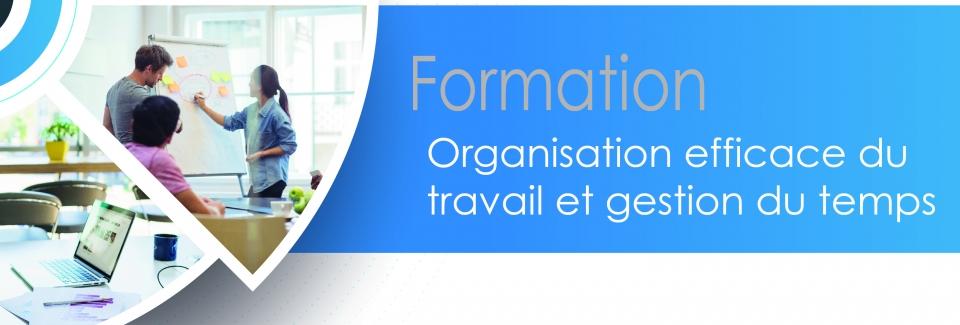 Formation membre CDC LSJE - Organisation efficace du travail et gestion du temps