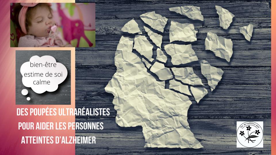 Des poupées pour aider les personnes atteintes d'Alzheimer