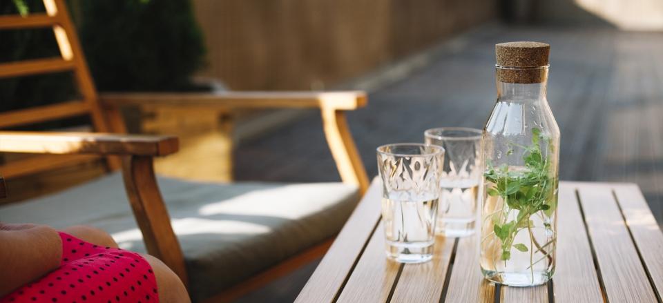 4@7 spécial terrasse | Mets ton chapeau et rejoins-nous sur TON patio