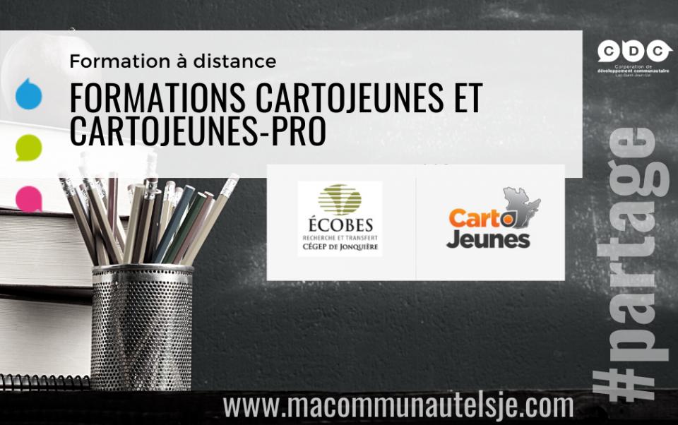 Formation CartoJeunes